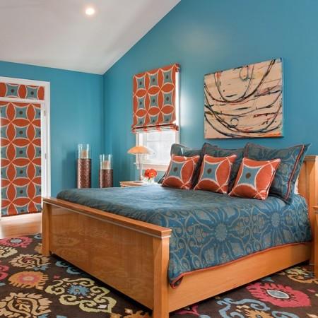 Mohican Hills Master Bedroom Carol Freedman Design